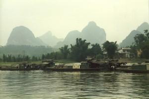 Am Li River bei Guilin